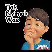 Stiker Sambat WAStickerApps