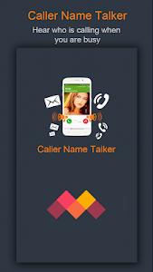 Caller Name Talker 1.4.4