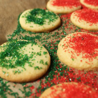 Classic Christmas Sugar Cookies
