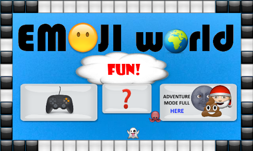 Emoji World FUN