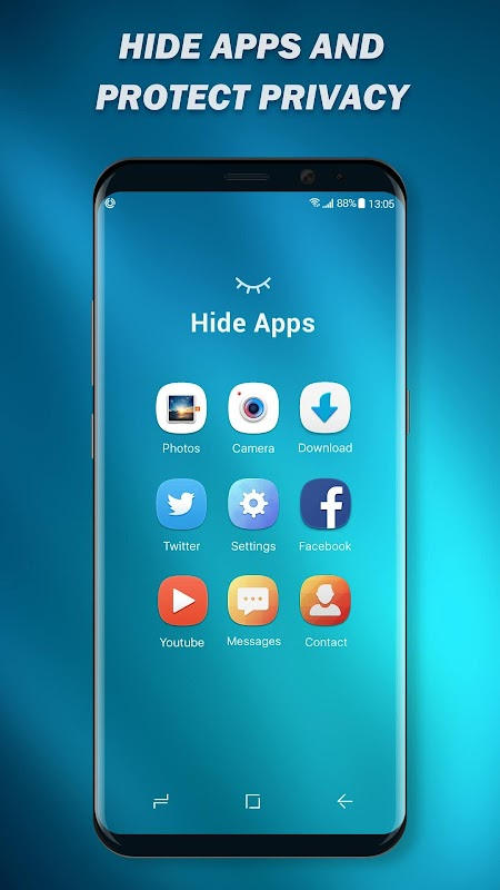 S9 Launcher for GALAXY phone screenshots