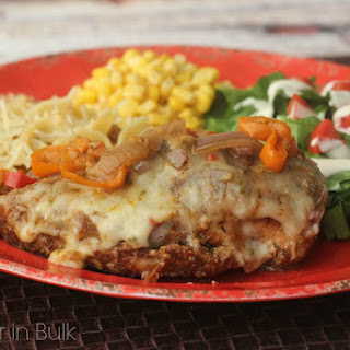 Slow Cooker Pepper Jack Chicken