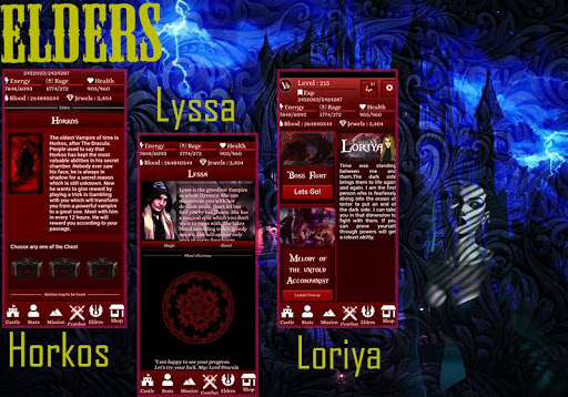 Vampire Dynasty 8.2.0 screenshots 12