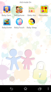 Kid Mode On - Child Lock 1.4