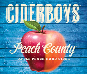Logo of Ciderboys Peach County