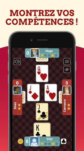 Code Triche Euchre Jeux De Cartes Gratuit: Jeu Classique APK MOD screenshots 3
