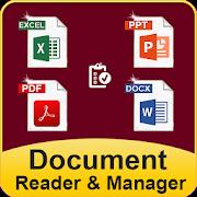 Documents reader:ebooks reader& pdf reader