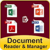 Documents reader:ebooks reader& pdf reader