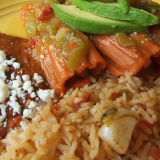 Tamales Colorados (Red Chile Tamales) Recipe