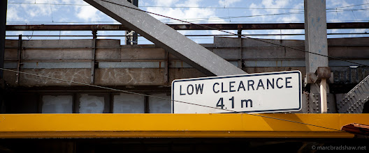 Photo: Low clearance