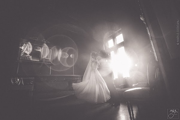 Wedding photographer Marius Godeanu (godeanu). Photo of 12.11.2017