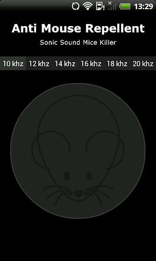 マウス防衛シミュレーション