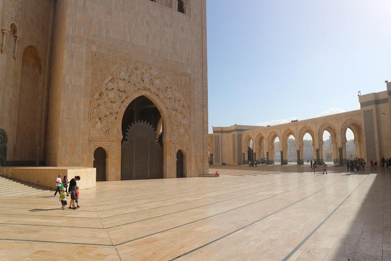 Moschea di Hassan II - Casablanca di cristiansantoro95