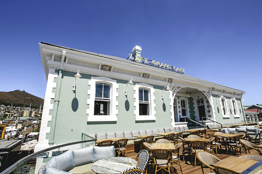 Life Grand Cafe at the V&A Waterfront. Picture: SUPPLIED