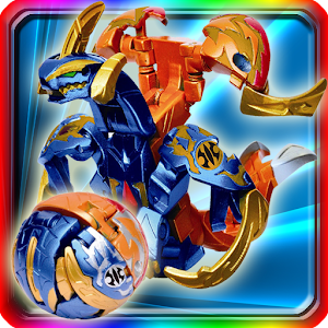 Bakugan GO Garyu Ball Puzzle for PC and MAC