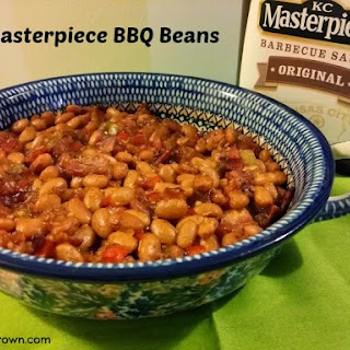 KC Masterpiece BBQ Baked Beans