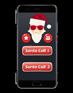 Santa Calls You - Video Call & Text - náhled