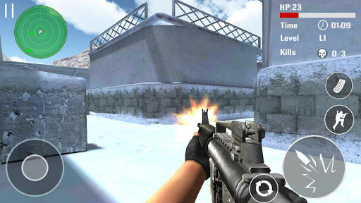 Counter Terrorist Shoot  gameplay | by HackJr.Pw 6