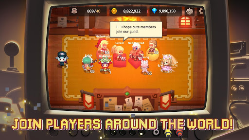 Guardian Tales apktram screenshots 20