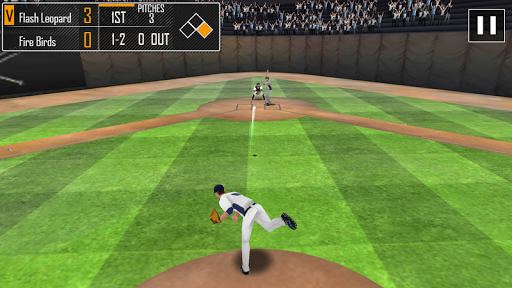 Real Baseball 3D  screenshots 7