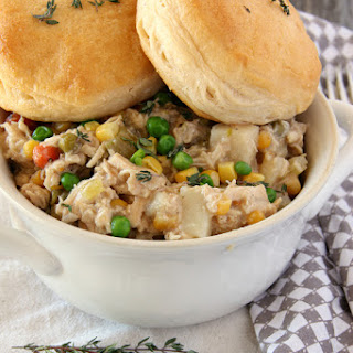 Slow Cooker Chicken Pot Pie.