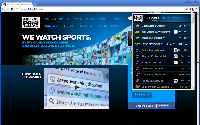 Are You Watching This?! Sports