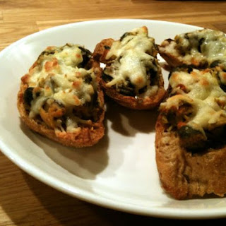 Mussel Hors D'oeuvres
