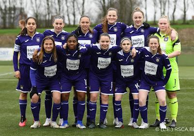 Anderlecht B maakt opnieuw indruk in tweede nationale en kan titel al ruiken