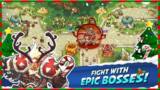 Empire Warriors Premium: Tactical TD Game