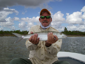 Photo: Great friend and customer Dave Kitchen- Andros Island Fall 2011