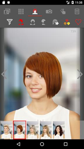 Hair Concept 3D 3.26 screenshots 5