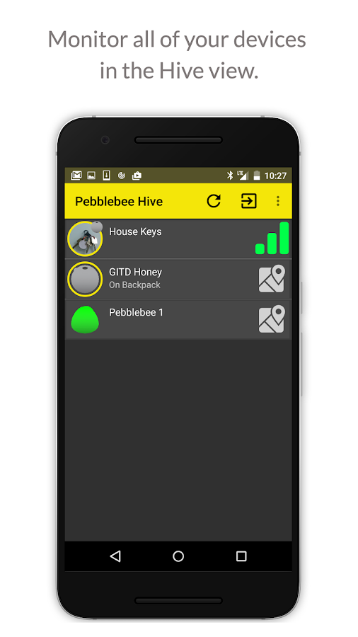 Pebblebee: Honey & Stone- screenshot