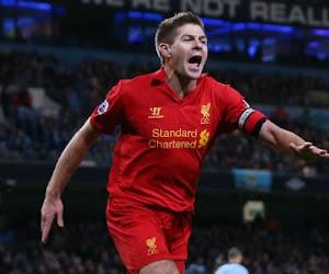 Gerrard, clap 700ème