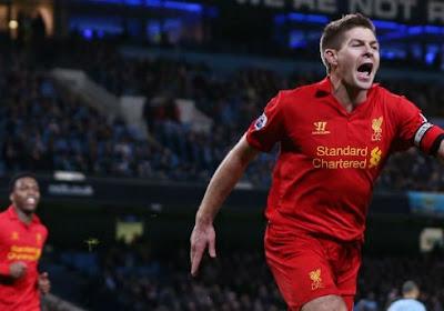 Des prix exorbitants pour la dernière de Steven Gerrard