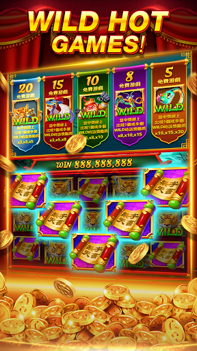 Crown Slots-Blackjack, free coins version screenshot 3