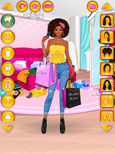 Reiche Mädels – Verrücktes Shopping Screenshot