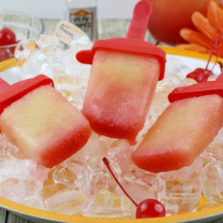 Tequila Sunrise Pops