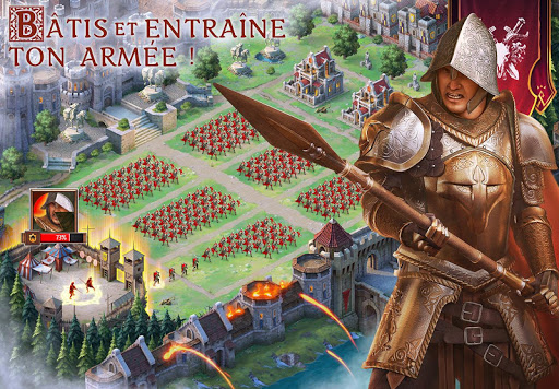 Throne: Kingdom at War  captures d'écran 2