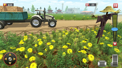 Farmer's Tractor Farming Simulator 2018 1.2 screenshots 9