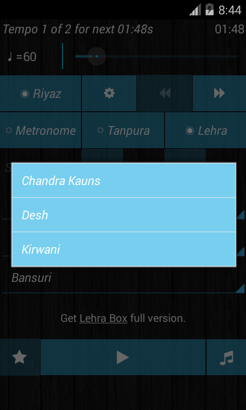 Lehra Box Lite- screenshot