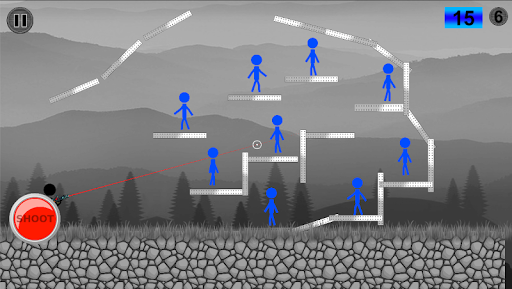 Stickman Shooting - Stickman fight game screenshot 19