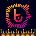 Beats : Music Beats Particle.ly - Video Status icon