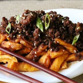 Ground Beef Bulgogi.