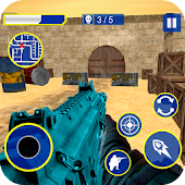Sharpshooter Battle 3d: FPS Shooting Game