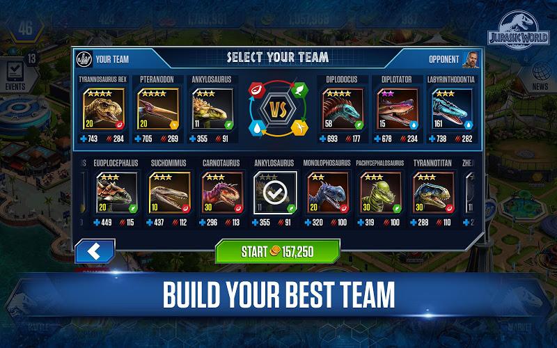Jurassic World™: The Game Screenshot 12