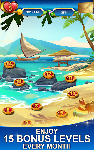 Lost Jewels - Match 3 Puzzle filehippodl screenshot 17