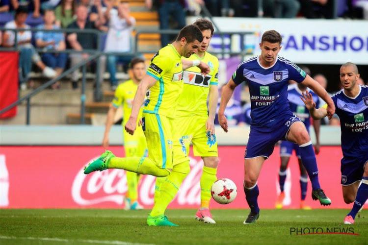 Plots is Gent - Anderlecht opnieuw spannend, Charleroi blijft dromen en Joske is terug!