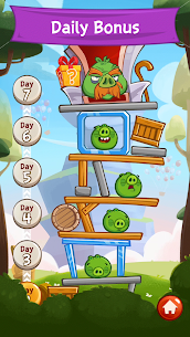 Angry Birds Blast Mod APK v1.9.6 (Infinite Money, Moves) 5