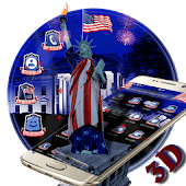 Freedom American 3D Launcher