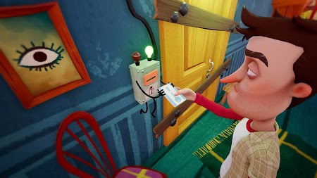 Hello Neighbor APK screenshot thumbnail 9